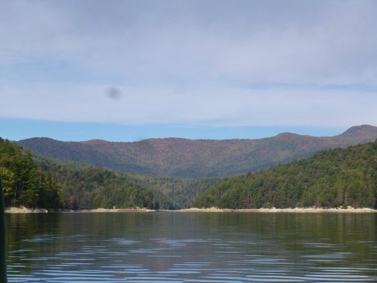 Salem, SC: Lake Jocassee