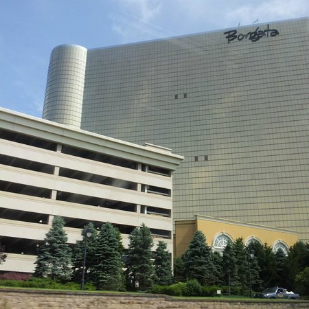 Borgata hotel casino nj