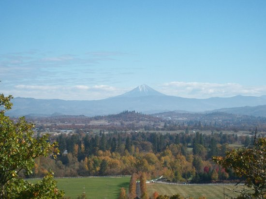 Upper and Lower Table Rock : Mt. MCLOUGHLIN
