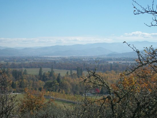 Upper and Lower Table Rock: Lower Table Rock   View
