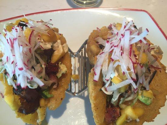 Farmers Fishers Bakers: Tuna Tacos!