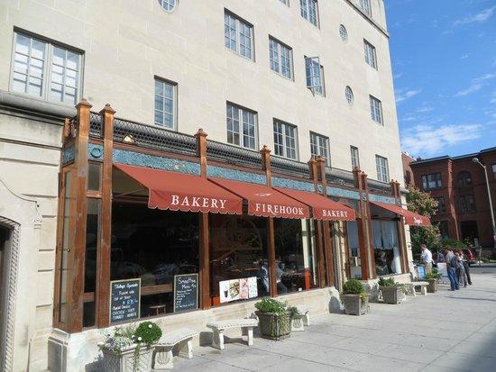 Restaurants Near Firehook Bakery, Washington DC