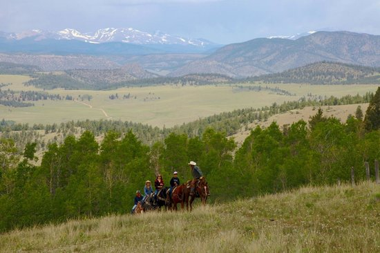 Elk Mountain Ranch: Wow - what more can we say!