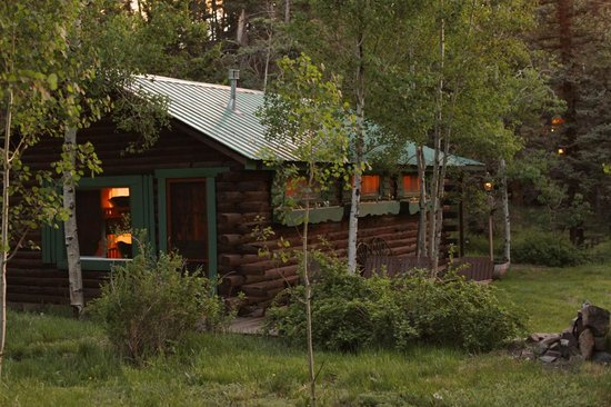 Elk Mountain Ranch: Aspen cabin