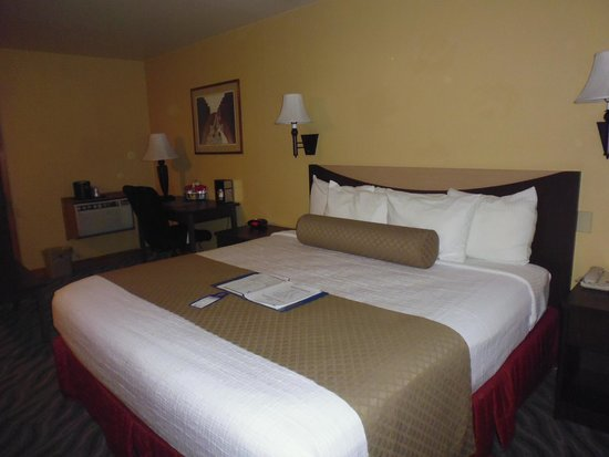 Best Western Plus Rio Grande Inn: Room