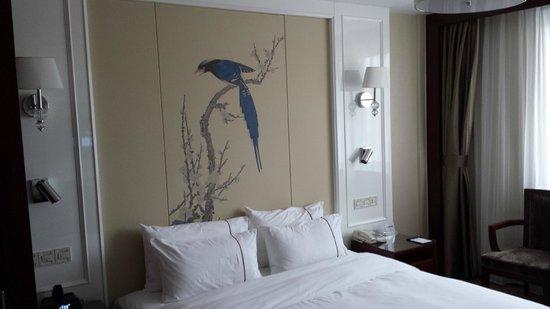 Yongkang Hotel: room