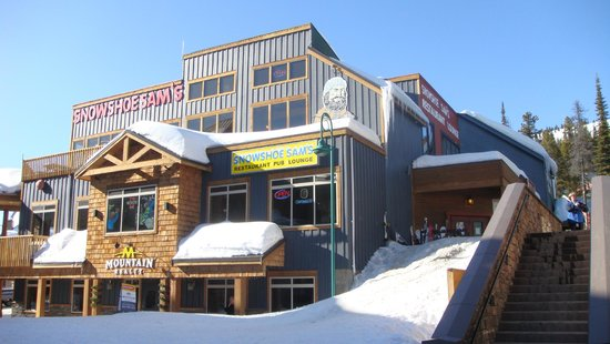 Where to Eat in Big White: The Best Restaurants and Bars