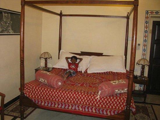 Devi Niketan Heritage Hotel: Comfort