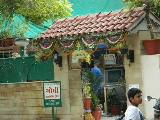 Gopi Dining Hall