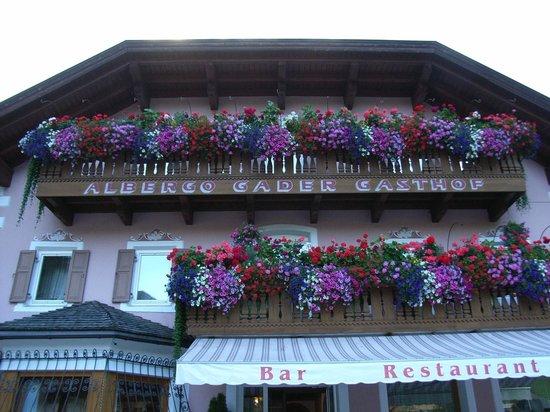 Albergo Gader: tanti bei fiori