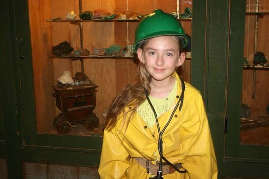 Queen Mine Tours: Cool little museum too