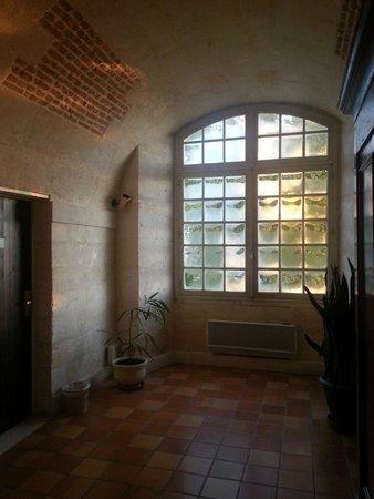 Les chambres de l'Abbaye aux Dames : Couloir