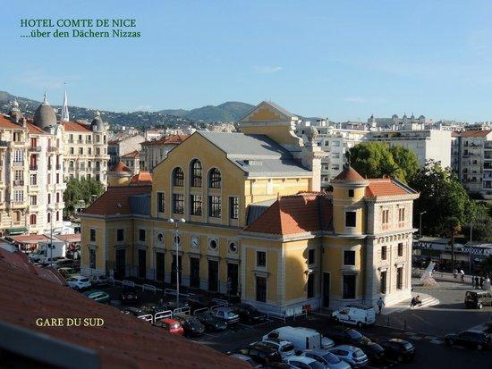 hotel comte de nice picture of hotel comte de nice nice tripadvisor. Black Bedroom Furniture Sets. Home Design Ideas