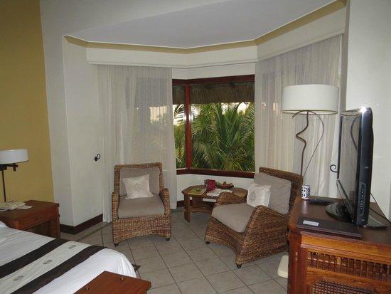 Dinarobin Beachcomber Golf Resort U0026 Spa: Unser Zimmer, Mit Bad Ca. 50 Qm