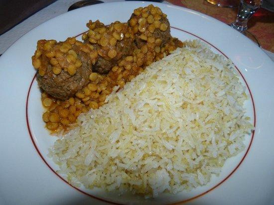 Le Pamir: Cuisine afghane