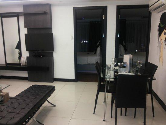 Y2 Residence Hotel: Room