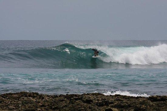 Aura Surf Resort : Some secret spot