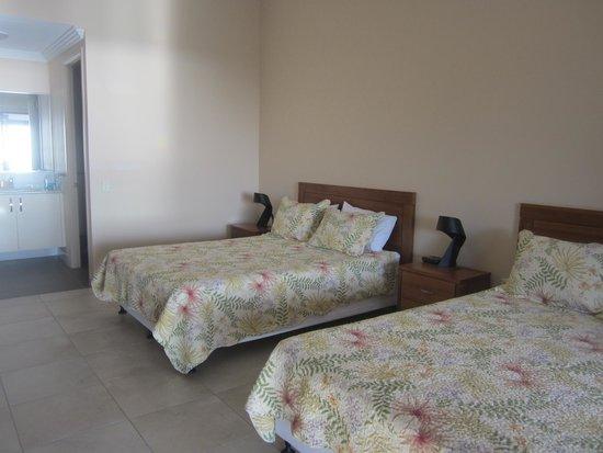 Warrawong Lodge: Betten
