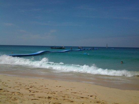 Capannina Inn: spiaggia