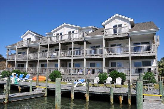 Captain's Landing Waterfront Inn: Hotel