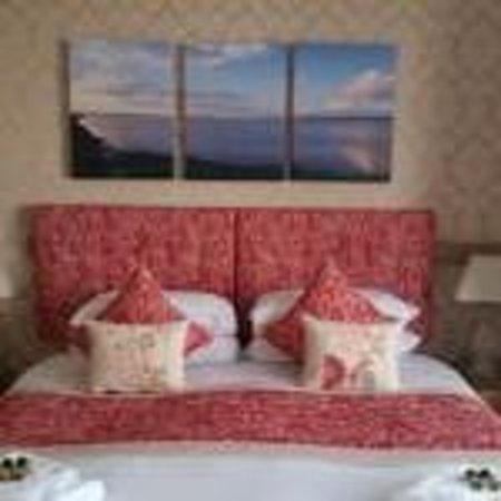 Craignelder Hotel: Delux Double Bedroom