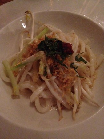 Indochine Ly Leap : Noodles de coco y bambu