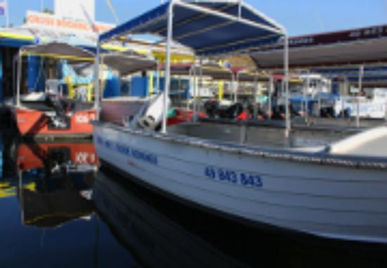 Boat Hire & Cruise Bookings