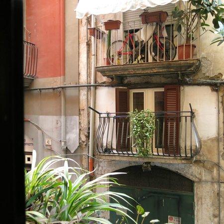 La Casetta : View from the balcony
