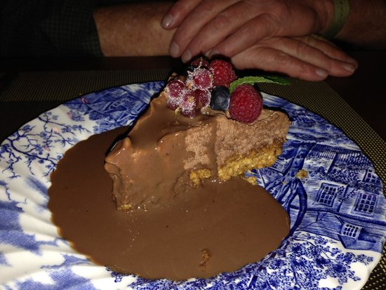 Reed: Milk chocolate torte