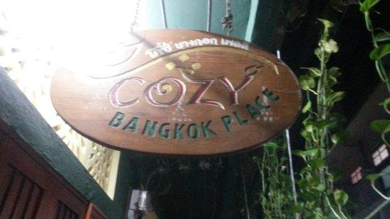 Cozy Bangkok Place Hostel: Cozy Bangkok Place