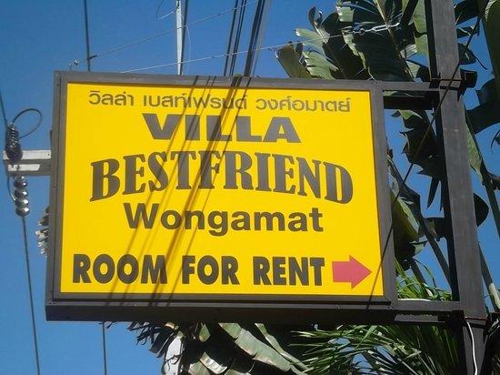 Villa Bestfriend Wongamat
