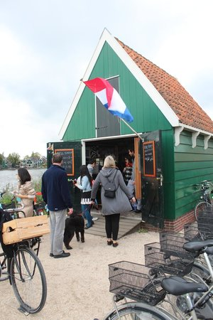 Zaanse Schans: Bike Rental
