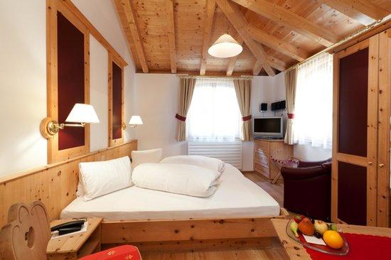 Hotel Restaurant Astras: ... im Neubau - Doppelzimmer
