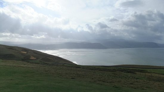 Burleigh House: From top of Great Orme