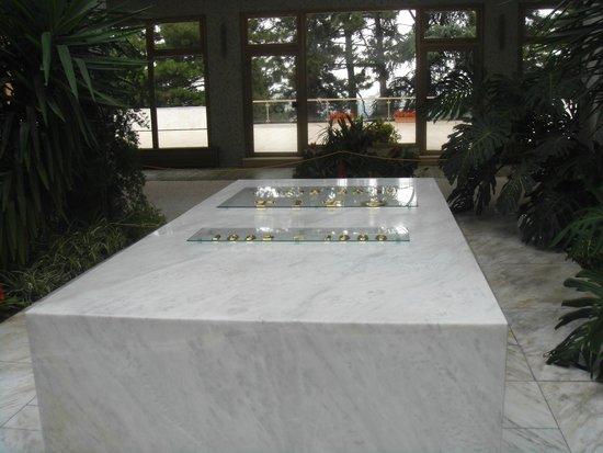 Josip Broz Tito Mausoleum: Mausoléu de Tito