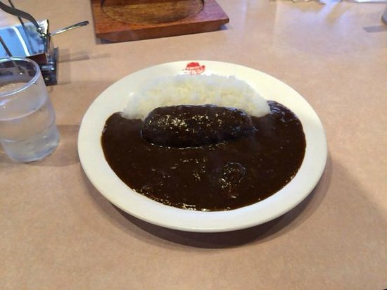 Restaurant Kerun: ハンバーグカレー