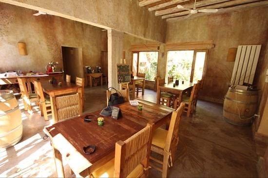 Posada Borravino : Dining room