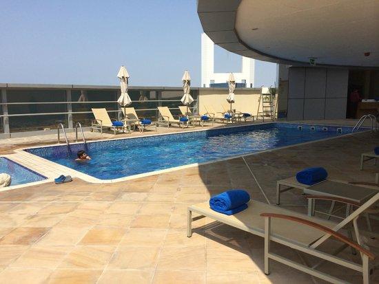 Swimming Pool Picture Of Carlton Downtown Hotel Dubai Tripadvisor
