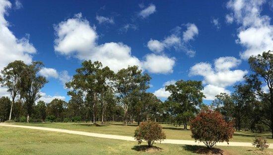 The Grange on Hermitage: Aussie blue skies