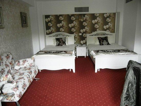 Helin Hotel: Camera doppia