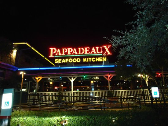 Main Entrance Picture Of Pappadeaux Seafood Kitchen Fort