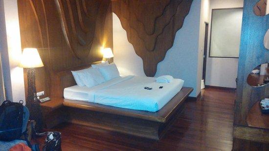 Bura Resort: Hotelzimmer