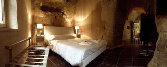 Chambre troglodyte photo de rocaminori h tel louresse - Chambre d hote troglodyte tours ...