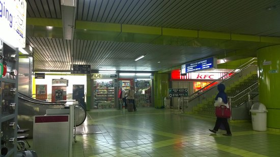 Gambir Train Station
