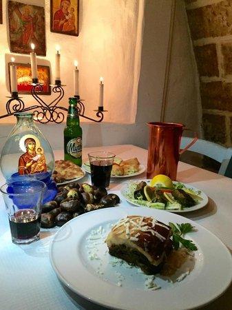 Taverna dei Sapori di Grecia