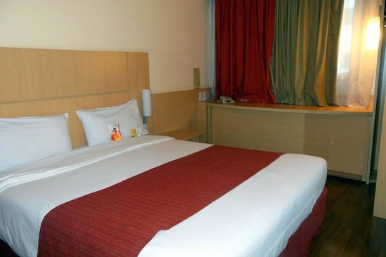ibis Cancun Centro: Quarto do hotel