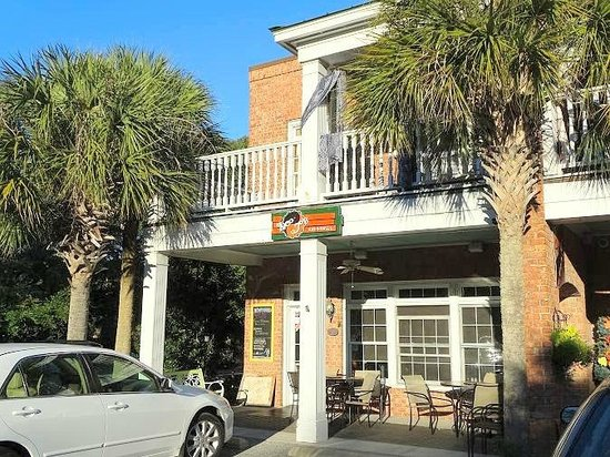 Loco Jo's Bar and Grill: outside view