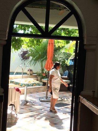 Casa Sirena Hotel: Yucatecan treats