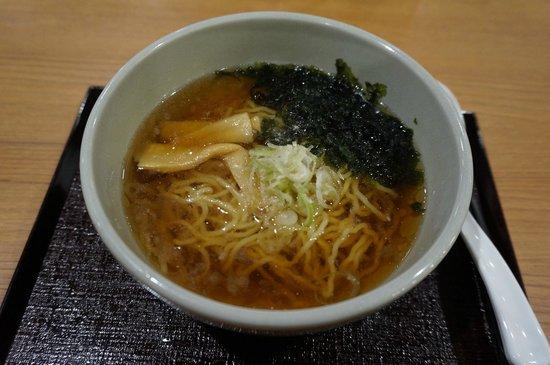Dormy Inn Niigata : 夜鳴きそば