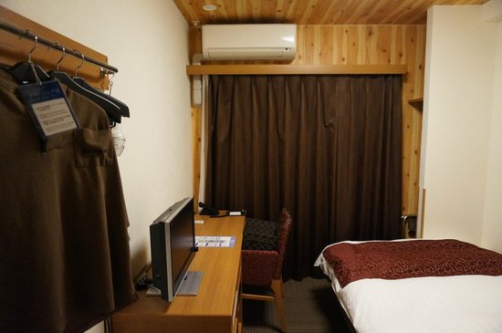 Dormy Inn Niigata : 部屋